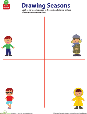 math worksheet : love quotes and wallpaper : Four Seasons Worksheets For Kindergarten