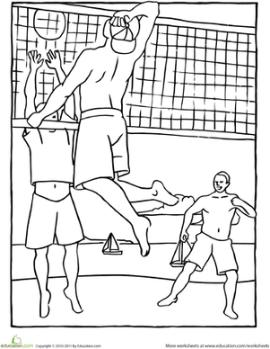 beach-volleyball-coloring-page-sports  Th Grade Science Projects Sports on baking soda rocket science projects, exhibition science projects, gifted and talented science projects, all the science projects, 6th grade reading projects, question and hypothesis science projects, teachers science projects, reading science projects, united states 5th grade projects, 4 grade projects, volcano science projects, magnetic simple projects, the hobbit science projects, college science projects, 5th grade ela projects, band science projects, k5 science projects, pinterest preschool science projects,