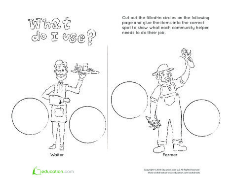 Preschool Coloring Worksheets: What do I Use?
