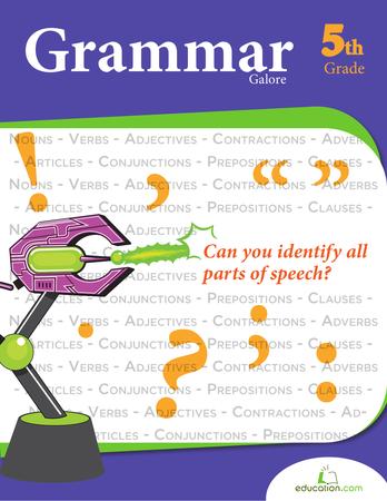 Writing dialogue worksheets 5th grade